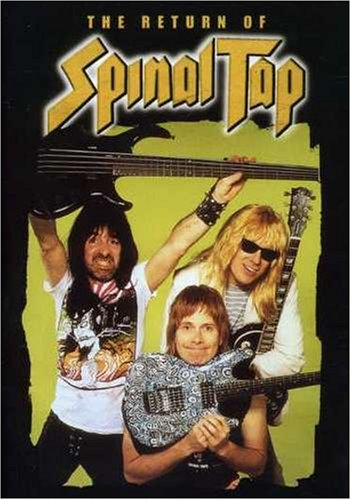 Return Of Spinal Tap (Music Video Distributors) DVD Image