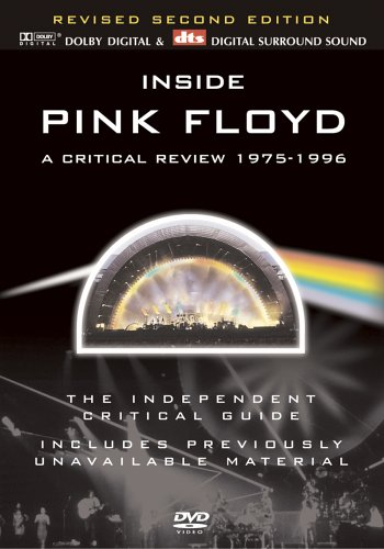 Pink Floyd: Inside Pink Floyd: A Critical Review: 1975-1996 DVD Image