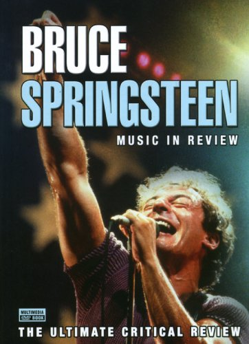 Bruce Springsteen: Music In Review (w/ Book) DVD Image