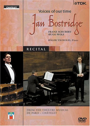 Voices Of Our Time: Ian Bostridge DVD Image