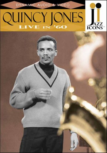 Jazz Icons: Quincy Jones: Live In '60 DVD Image