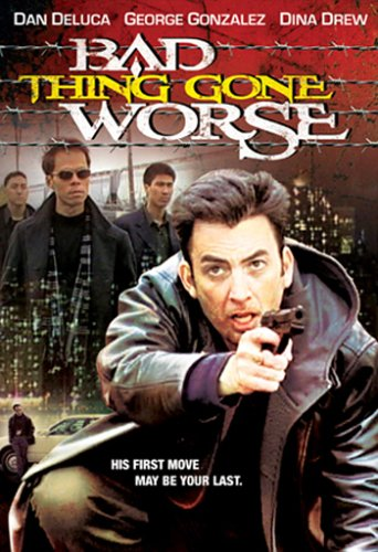 Bad Thing Gone Worse DVD Image