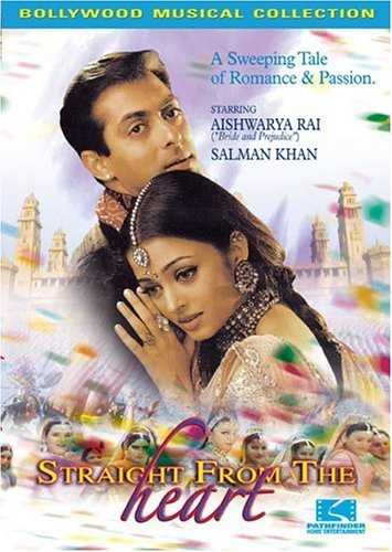 Straight From The Heart (1999/ a.k.a. Hum Dil De Chuke Sanam) DVD Image