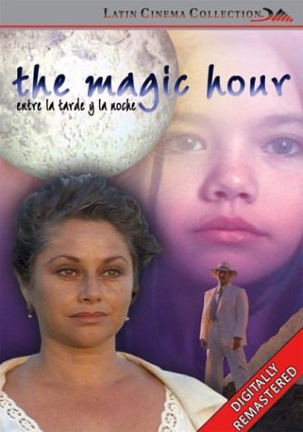 The Magic Hour (Entre la Tarde y la Noche) DVD Image