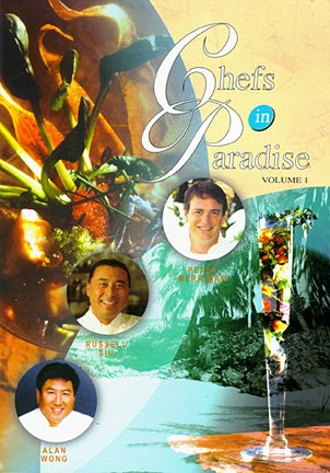 Chefs In Paradise DVD Image