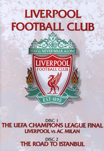Liverpool FC (Football Club) Road To Istanbul & Champions League Final DVD Image