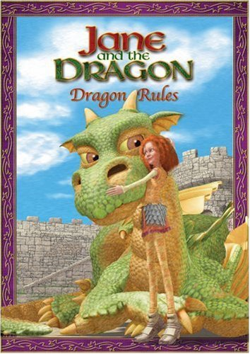 Jane And The Dragon: Dragon Rules DVD Image