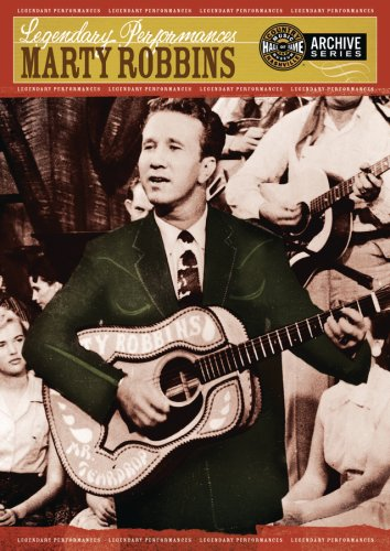 Marty Robbins: Legendary Performances DVD Image