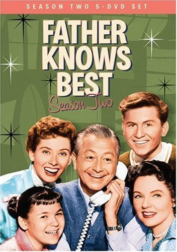 Father Knows Best: Season 2 DVD Image