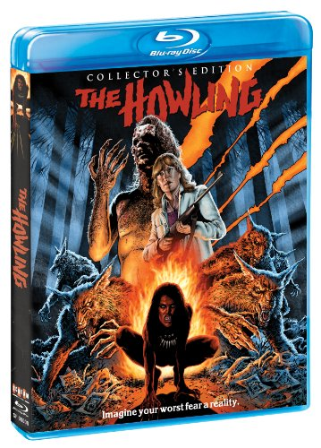 The Howling (Collector's Edition) [Blu-ray] DVD Image