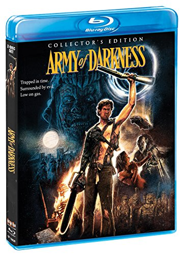 Army Of Darkness [Collector's Edition] [Blu-ray] DVD Image