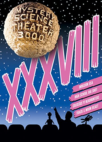 Mystery Science Theater 3000: Volume XXXVIII DVD Image