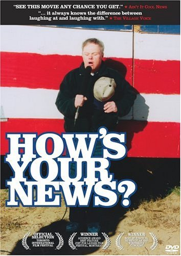 How's Your News? DVD Image