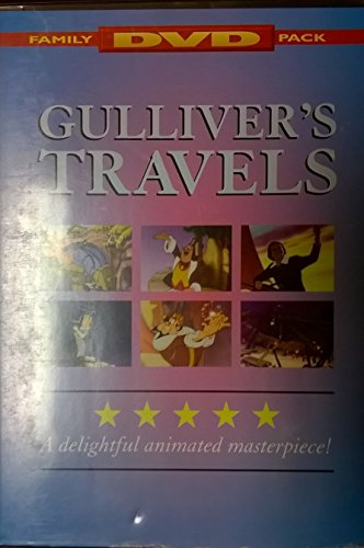 Gulliver's Travels (UNK/ Mill Creek Entertainment) DVD Image