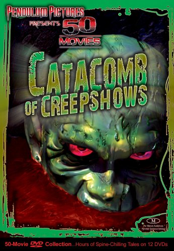 Catacomb Of Creepshows 50 Movie Pack DVD Image