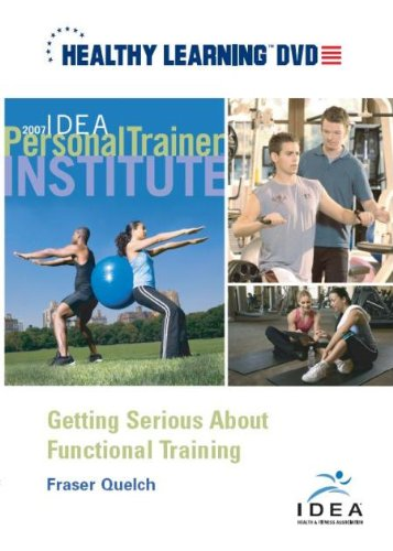 Getting Serious About Functional Training DVD Image