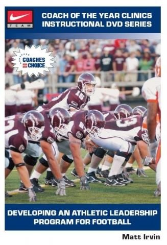 Developing An Athletic Leadership Program For Football DVD Image