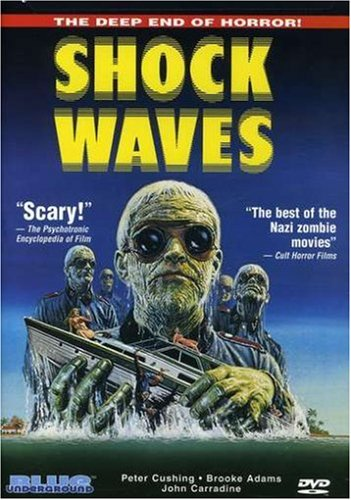Shock Waves (Special Edition/ Blue Underground) DVD Image