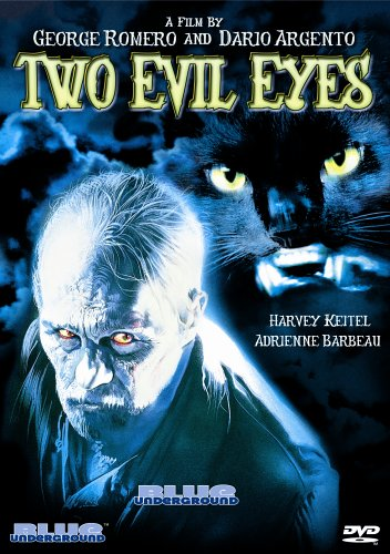 Two Evil Eyes DVD Image
