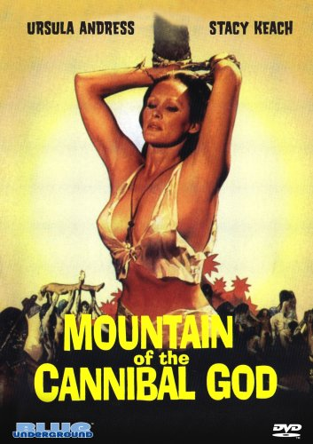 Mountain Of The Cannibal God DVD Image