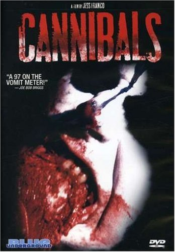 Cannibals DVD Image