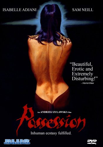 Possession (1981/ Blue Underground/ Special Edition) DVD Image