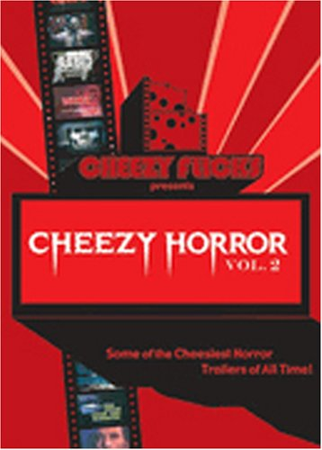 Cheezy Horror Trailers, Vol. 2 DVD Image