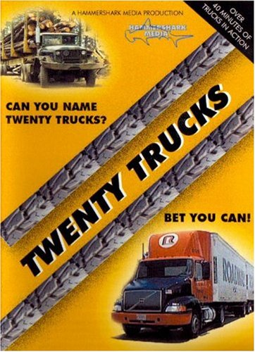Twenty Trucks DVD Image