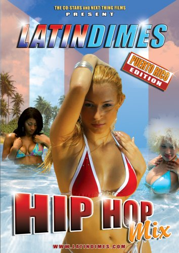 Latin Dimes Hip Hop Mix: Puerto Rican Edition DVD Image