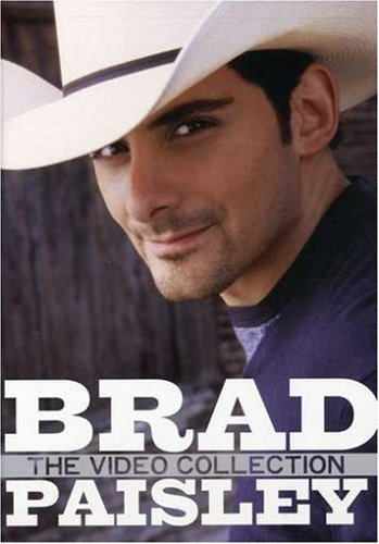 Brad Paisley: The Video Collection DVD Image