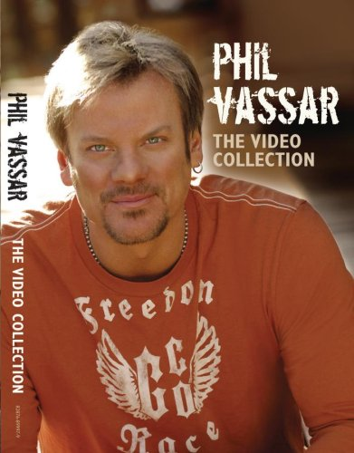 Phil Vassar: The Video Collection DVD Image