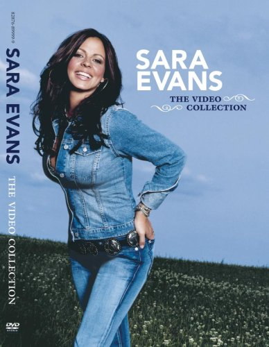 Sara Evans: The Video Collection DVD Image