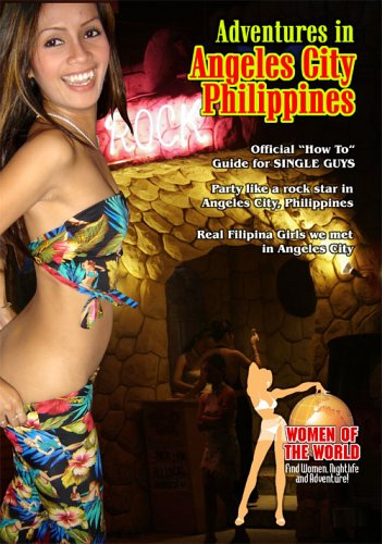 Women Of The World: Adventures in Angeles City, Philippines DVD Image