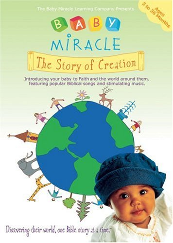 Baby Miracle: The Story Of Creation DVD Image