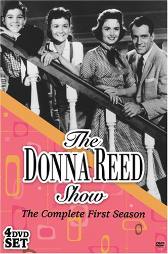 Donna Reed Show: The Complete 1st Season DVD Image