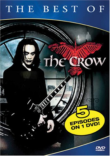 Crow: Stairway To Heaven: Best Of The Crow: Stairway To Heaven DVD Image