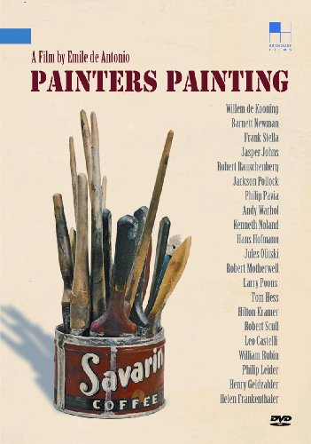 Painter's Painting DVD Image