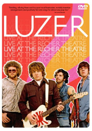 LUZER: Live At The Recher Theatre DVD Image