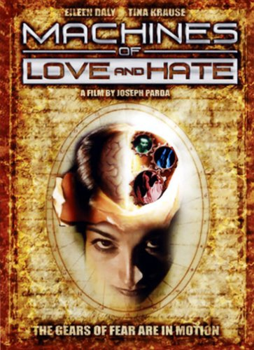 Machines Of Love And Hate DVD Image