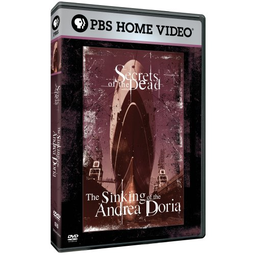 Secrets Of The Dead: Sinking Of The Andrea Doria DVD Image