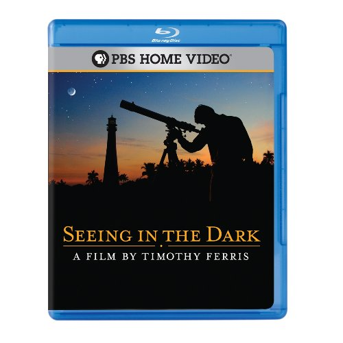 Seeing In The Dark (Blu-ray) DVD Image
