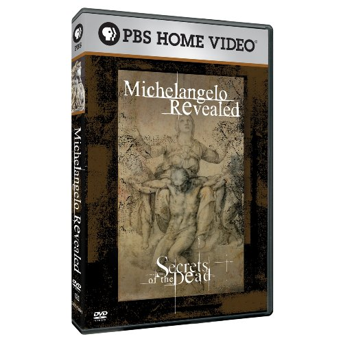 Secrets Of The Dead Michelangelo Revealed DVD Image