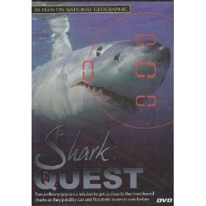 Shark Quest; As Seen on National Geographic DVD Image