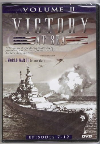 Victory At Sea Volume II : Episodes 7--12 DVD Image
