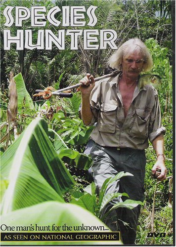 Species Hunter DVD Image