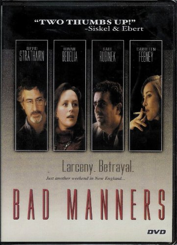 Bad Manners (1998) DVD DVD Image