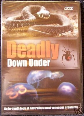 Deadly Down Under: DVD DVD Image