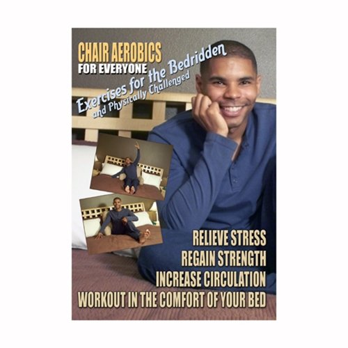 Chair Aerobics for Everyone: Exercises for the Bedridden and Physically Challenged DVD Image