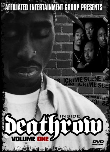 Inside Death Row Vol 1 DVD Image