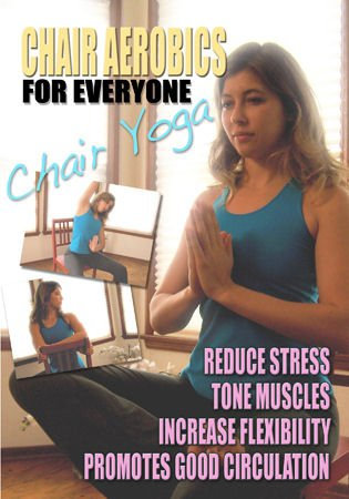 Celebrity Video Distribut Chair Aerobics For Everyone-chair Yoga [dvd] DVD Image